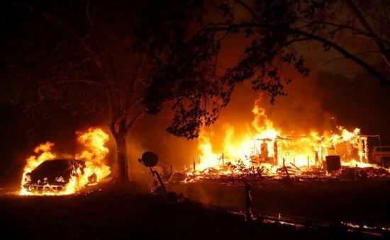California khắc phục hậu quả thảm họa cháy rừng