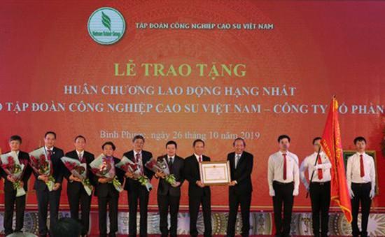 90 năm ngày truyền thống ngành cao su Việt Nam