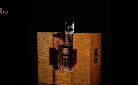 Chai whisky đắt nhất thế giới
