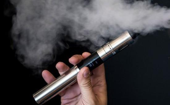 Giảm doanh số thuốc lá điện tử tại Mỹ