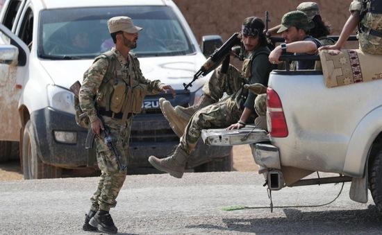Lực lượng người Kurd rút khỏi biên giới phía bắc Syria