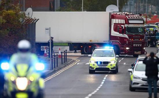 Đại sứ Vương quốc Anh ra thông cáo về vụ việc 39 người người chết tại Essex