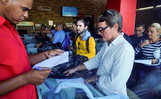 Cuba cho phép sử dụng ngoại tệ mua hàng nhập khẩu