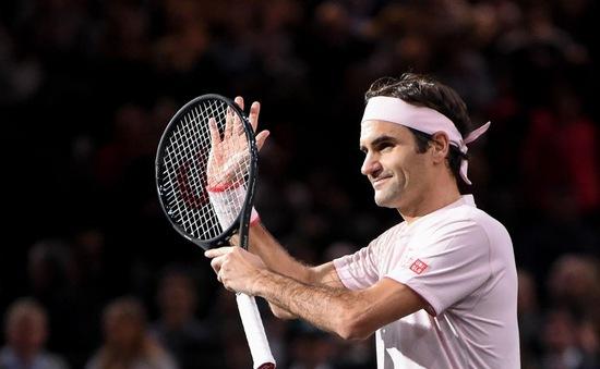 Roger Federer quyết định không tham dự Paris Masters 2019