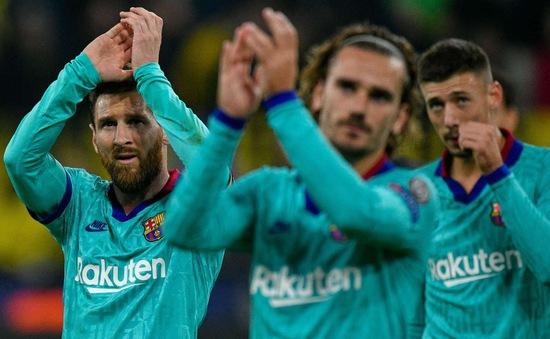 Messi tin Griezmann là một phần không thể thiếu của Barcelona