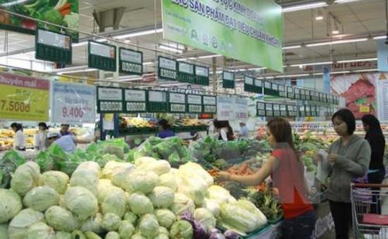 Giá nông sản giảm