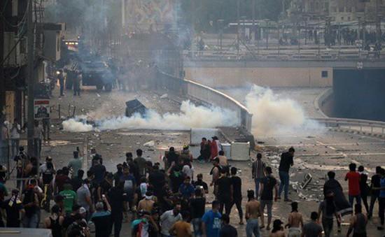 Iraq ban bố lệnh giới nghiêm do bạo lực