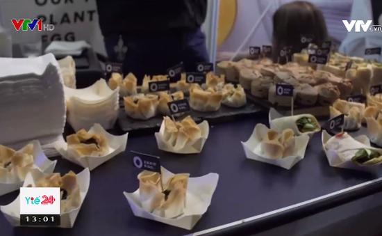 Bùng nổ công nghệ thực phẩm vì sức khỏe tại Israel