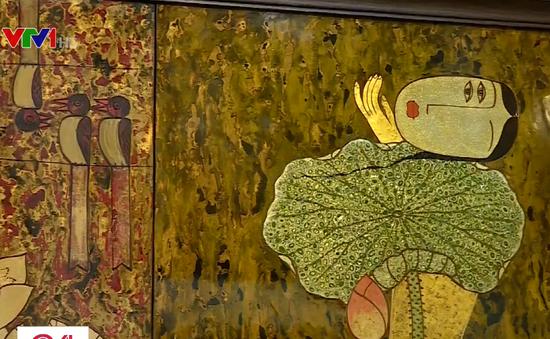 Xây dựng thương hiệu quốc gia nghệ thuật sơn mài Việt Nam: Còn nhiều băn khoăn