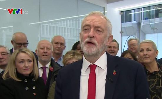 Công đảng đối lập tại Anh nhất trí bầu cử sớm