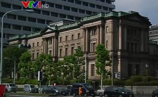 Các ngân hàng Nhật Bản đối mặt với rủi ro nếu BOJ hạ lãi suất