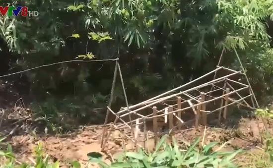 Kon Tum phục hồi cây đàn nước