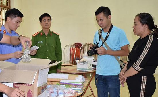U40 lên Hà Nội mua dụng cụ sử dụng ma túy về bán kiếm lời