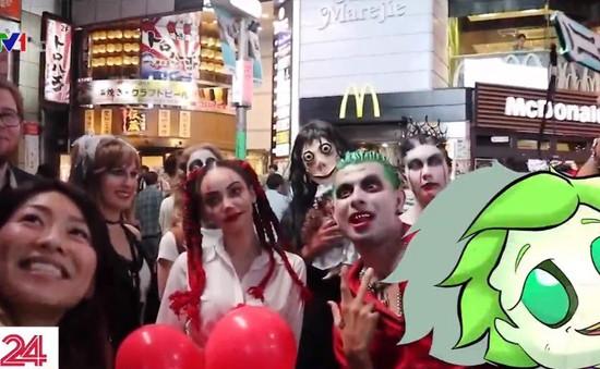 Khám phá lễ hội Halloween tại Nhật Bản