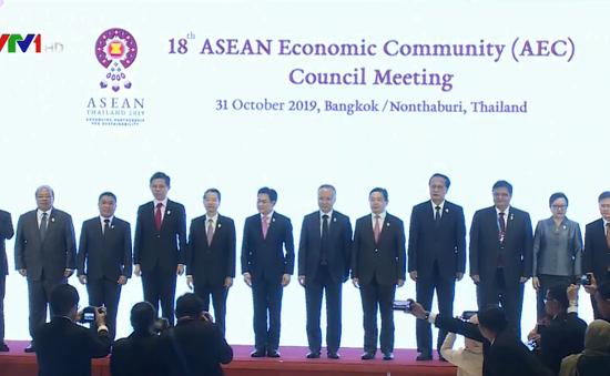 Hội nghị Hội đồng Kinh tế ASEAN lần thứ 18