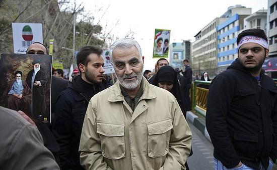 Iran đập tan âm mưu ám sát một tướng quân đội