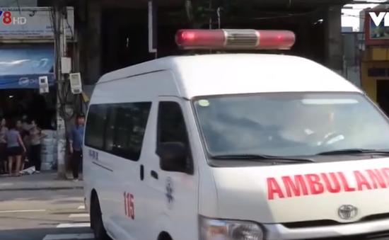 Đà Nẵng: Tai nạn lao động khiến 1 công nhân bị thương nặng