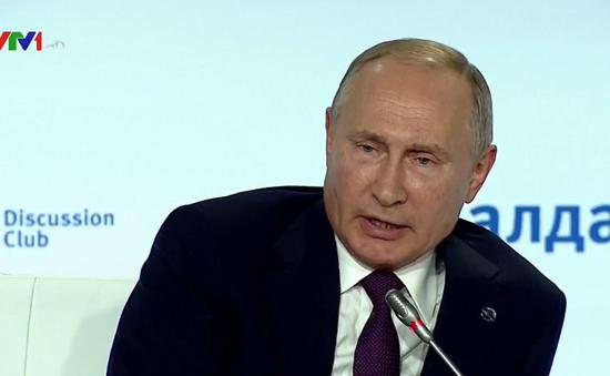 Tổng thống Nga Putin để ngỏ sửa đổi hiến pháp về nhiệm kỳ tổng thống