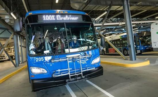 Thử nghiệm xe bus điện tại Costa Rica