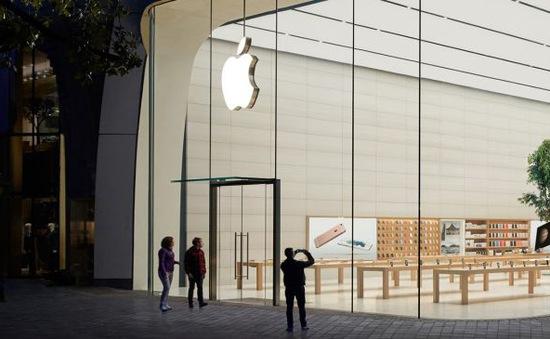 Apple mở Apple Store tại Ấn Độ