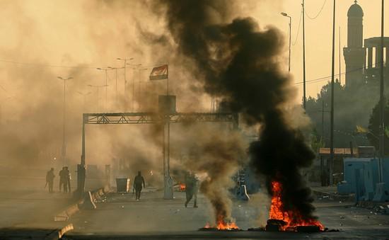 Iraq bãi bỏ lệnh giới nghiêm ở thủ đô Baghdad