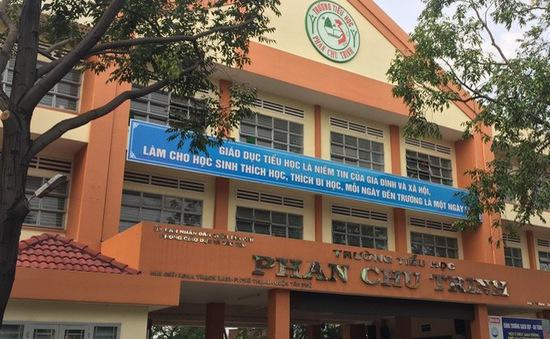 Đình chỉ giảng dạy giáo viên bạo hành học sinh ở TP.HCM