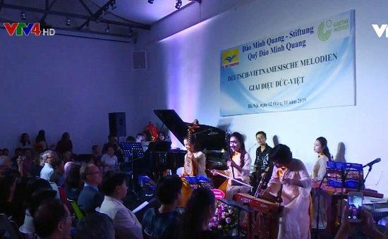 Kiều bào nối nhịp cầu âm nhạc dân tộc Việt - Đức
