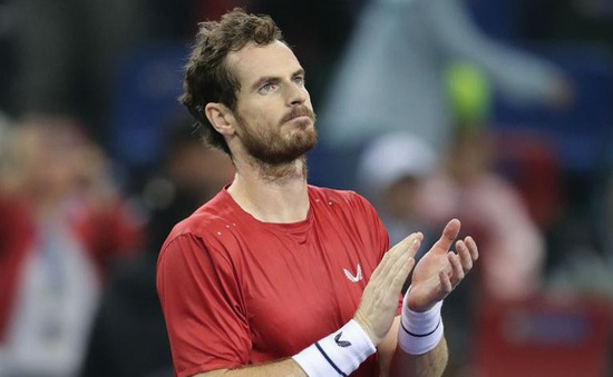 Thượng Hải Masters 2019: Murray dừng bước, Monfils thua sốc tại vòng 2