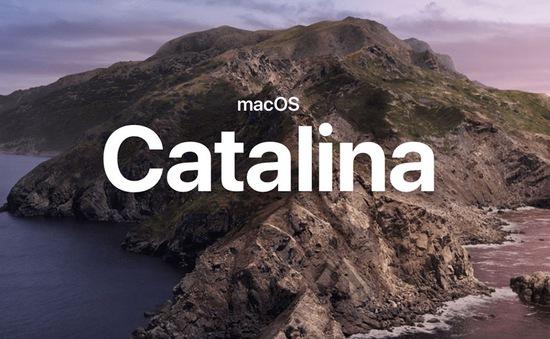 Apple phát hành macOS Catalina mới