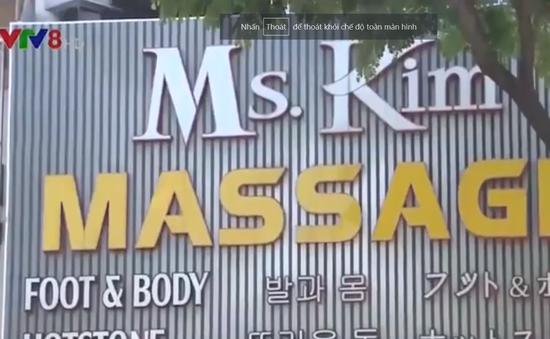 Đà Nẵng xử lý biển quảng cáo dùng tiếng nước ngoài