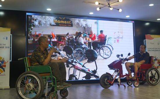Chung kết SDG Challenge 2019: Tìm ý tưởng cải thiện khả năng tiếp cận cho người khuyết tật Việt