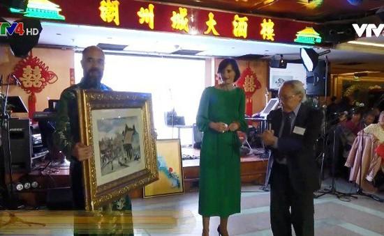 Đêm Gala không gian nghệ thuật Việt tại Pháp
