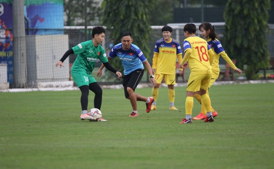 ĐT nữ Việt Nam tập trung, chuẩn bị cho SEA Games 2019