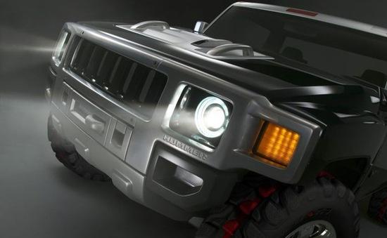 Hummer có thể trở lại dưới dạng xe điện