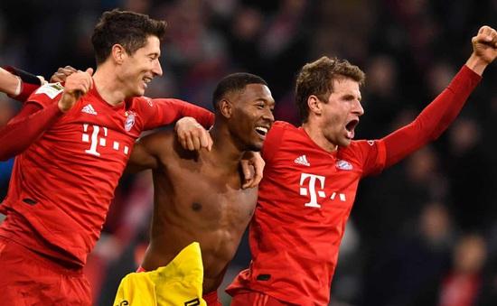 """Không thể ngừng ghi bàn, """"sát thủ"""" của Bayern Munich đi vào lịch sử Bundesliga"""