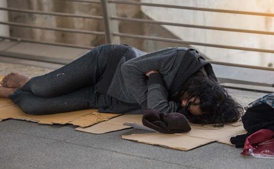 Thành phố Las Vegas, Mỹ cấm ngủ trên vỉa hè