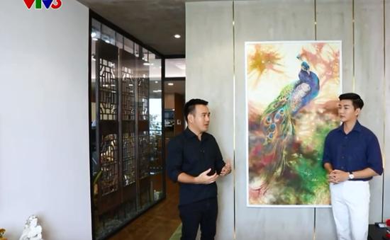 Ngắm không gian sống xanh của NTK Lê Thanh Hòa