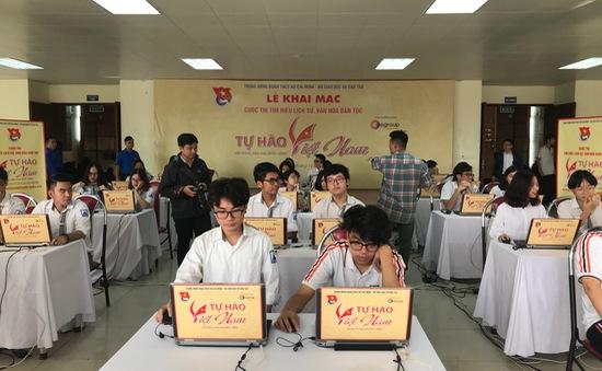 Phát động cuộc thi tìm hiểu lịch sử, văn hóa dân tộc Tự hào Việt Nam lần thứ III