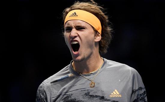 ATP Finals 2019: Zverev có khởi đầu thuận lợi bằng chiến thắng trước Nadal