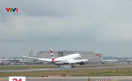 British Airways bị chỉ trích vì xả thải ra môi trường