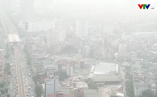 Ô nhiễm không khí ở Hà Nội lên ngưỡng nguy hại: Biểu hiện mắc bệnh của các bộ phận do bụi