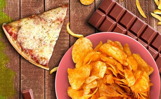 Nguy cơ mất trí nhớ nếu ăn nhiều chất béo chuyển hóa
