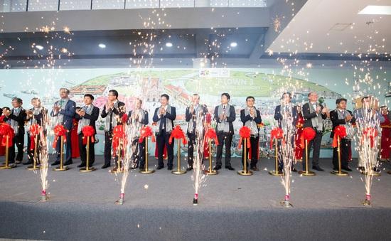 Khánh thành F-Town 3 - Tổ hợp văn phòng công nghệ hiện đại giữa lòng TP.HCM