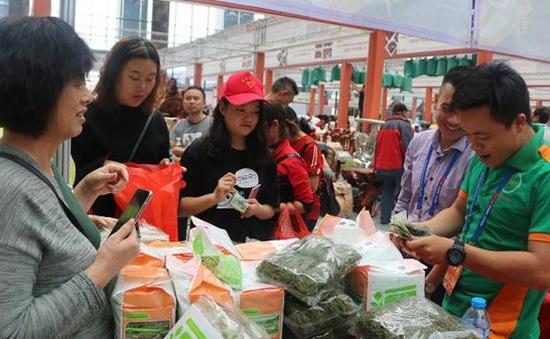 Hội chợ Thương mại quốc tế Việt - Trung lần thứ 19 chính thức khai mạc