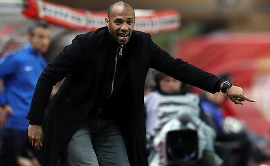 Thierry Henry nhận công việc mới sau khi bị Monaco sa thải