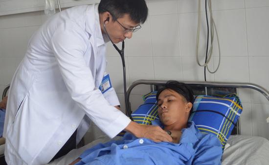 Cứu sống nam thanh niên 23 tuổi ngưng tim trong vòng 15 phút