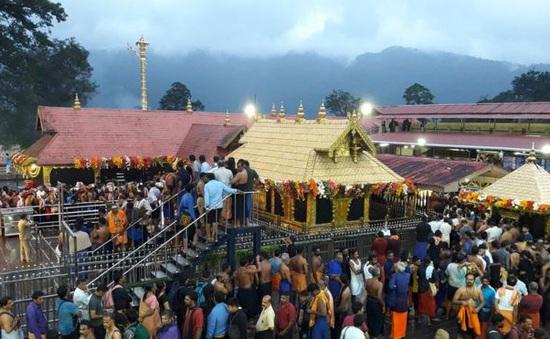 Thần linh có quyền lớn hơn pháp luật tại một ngôi đền Ấn Độ