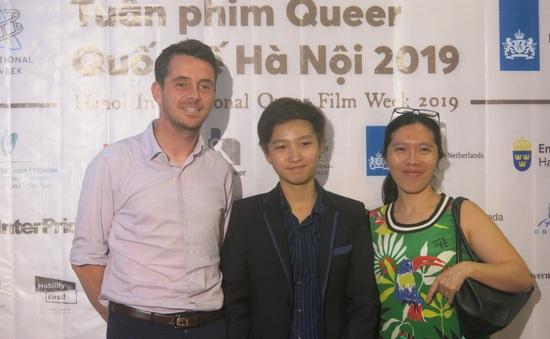 Khai mạc tuần phim Queer Quốc tế Hà Nội 2019: Khi tình yêu thể hiện bằng điện ảnh
