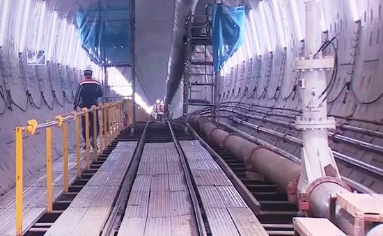 Lùi tiến độ hoàn thành tuyến metro số 1 Bến Thành - Suối Tiên thêm 2 năm