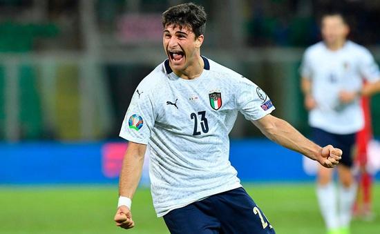Kết quả, BXH vòng loại EURO 2020, ngày 19/11: ĐT Italia 9-1 ĐT Armenia, ĐT Tây Ban Nha 5-0 ĐT Romania, ĐT Gibraltar 1-6 ĐT Thụy Sĩ